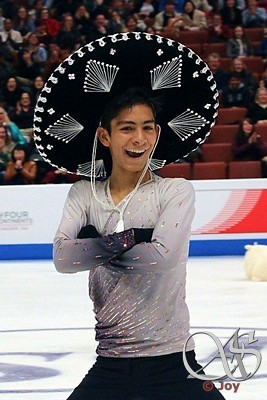 Donovan Carrillo, Four Continents 2019